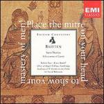 Britten: A Ceremony of Carols; Saint Nicolas