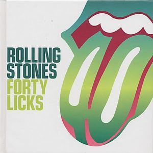 Forty Licks [European Tour Edition] - The Rolling Stones