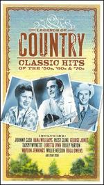 Legends of Country: Classic Hits from the '50s, '60s & '70s