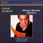 "Simion ""Syrinx"" Stanciu plays Vivaldi & Telemann"