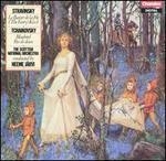 Stravinsky: Le Baiser de la FTe; Tchaikovsky: Bluebird Pas de deux