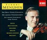 The Great Violin Concertos