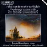 Felix Mendelssohn-Bartholdy: Piano Concertos
