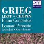 Piano Concertos: Grieg / Liszt / Chopin