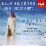 Sibelius: Violin Concerto; Chausson: PoFme