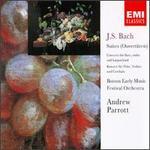 Bach: Suites; Concerto for Flute, Violin & Harpsichord