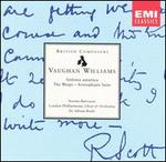 Vaughan Williams: Sinfonia Antarctica; The Wasps