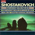 Dmitri Shostakovich: Op. 10/Op. 54