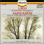 Lalo: Symphonie Espangnole / Saint-Saens: Violin Cto 3 in B Minor