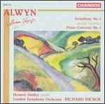 Alwyn: Symphony, No. 1, Piano Co