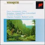 Franz Danzi, Mendelssohn: Sonatas; Carl Maria von Weber: Grand Duo Concertant