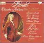 Handel: Chandos Anthems, Vol. 3 - Nos. 7, 8 & 9