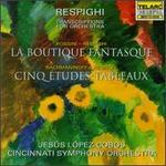 Respighi: Transcriptions for Orchestra