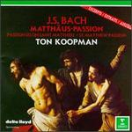 Bach: Mattha�s-Passion [Excerpts]
