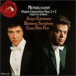 Felix Mendelssohn: Piano Concertos Nos. 1 & 2/Capriccio Brillant