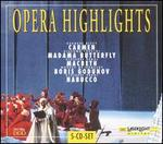 Opera Highlights [Box Set]