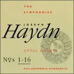 Joseph Haydn: Symphonies Nos. 1-16