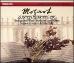 Mozart: Quintets; Quartets; Etc.