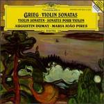 Edvard Grieg: Violin Sonatas