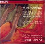 Schoenberg: Piano Concerto; The Chamber Symphonies