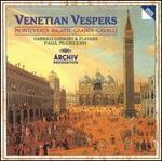 Venetian Vespers: Monteverdi, Rigatti, Grandi, Cavalli - Angus Smith (tenor); Celia Harper (double harp); Charles Daniels (tenor); Charles Pott (baritone); David Hurley (falsetto);...