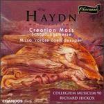 "The Haydn Mass Edition: Creation Mass; Missa ""Rorate coeli desuper"""