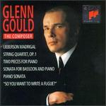 Glenn Gould-the Composer