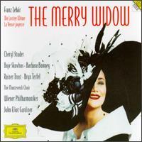 Franz Lehar: The Merry Widow - Angela Kazimierczuk (soprano); Barbara Bonney (soprano); Bo Skovhus (vocals); Bryn Terfel (vocals); Cheryl Studer (soprano);...