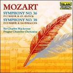 Mozart: Symphony No.36 in C Major, K425 / Symphony No.38 in D Major, K504