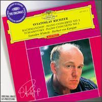 Sergey Rachmaninov: Piano Concerto No. 2; Tchaikovsky: Piano Concerto No. 1 - Sviatoslav Richter (piano)