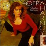 Ofra Harmoy Collection, Volume 2: Brahms Cello Sonatas