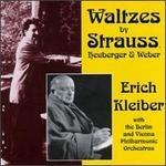 Josef Strauss, Johann Strauss II, Richard Strauss, Richard Heugerger, Carl Maria von Weber: Waltzes