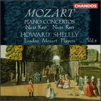 Mozart: Piano Concertos, Vol. 5 - Nos. 13 & 24 - Howard Shelley (piano); London Mozart Players; Howard Shelley (conductor)