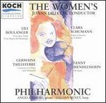Boulanger, Tailleferre, Mendelssohn, Schumann