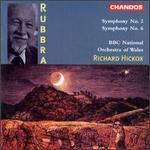 Rubbra: Symphony No. 2; Symphony No. 6