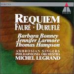 FaurT: Requiem, Op. 48; DuruflT: Requiem, Op. 9