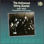 Hollywood String Quartet: The Unpublished Live London Recordings