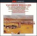 Vaughan Williams: Partita for Double String Orchestra; Concerto for Oboe & Strings; Fantasia on a Theme by Thomas Tal