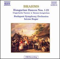 Brahms: Hungarian Dances Nos. 1-21 - Budapest Symphony Orchestra; Istv�n Bog�r (conductor)