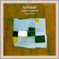 Hindemith: Complete String Quartets - Arne Balk-M�ller (violin); Danish Quartet; Gert-Inge Anderson (viola); Henrik Brendstrup (cello); Tim Frederiksen (violin)