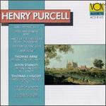 Purcell: English Music/Arne: Concerto/Stanley: Concerto/Chilcot: Concerto