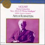 Mozart: Piano Concertos Nos. 20 & 21/Haydn: Andante & Variations