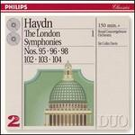 Haydn: The London Symphonies, Vol. 1 - Royal Concertgebouw Orchestra; Colin Davis (conductor)