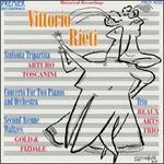 Rieti: Second Avenue Waltzes; Symphony No4