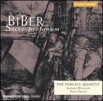 Heinrich Von Biber: Sacro-Profanum-the Purcell Quartet