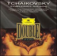 Tchaikovsky: Symphonies Nos. 4, 5, 6 - Claudio Abbado (conductor)