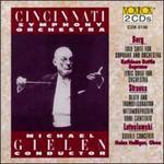 Alban Berg: Lulu & Lyric Suites; Richard Strauss: Death and Transfiguration; Metamorphosen; Oboe Concerto
