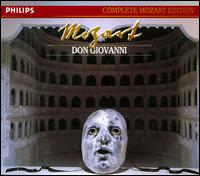 Mozart: Don Giovanni - Charles Taylor (violin); Hugo D'Alton (mandoline); Ingvar Wixell (vocals); John Constable (harpsichord);...