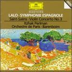 Lalo: Symphonie Espagnole; Saint-Sadns: Violin Concerto No. 3