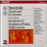 Stravinsky: Symphonies and Concertos